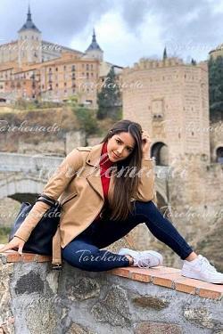 Sofia Accompagnatrice Girl Pisa
