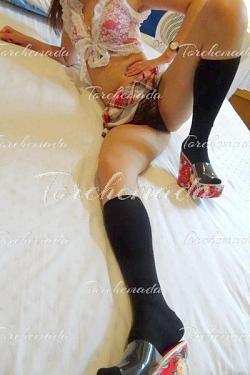 Vera bambolina Accompagnatrice Girl Prato