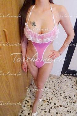 Tette belle Accompagnatrice Girl Montecatini Terme