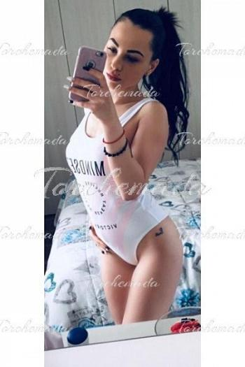 Monica Brunetta Escort Girl Pisa