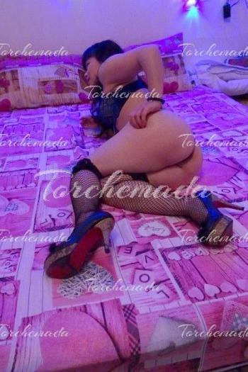 Viziosetta Escort Girl thailandese Montecatini Terme