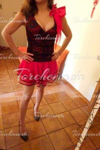 Gola Profonda Escort Girl foto reali Montecatini Terme