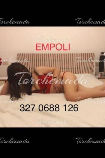 Desiderabile Accompagnatrice Girl Empoli