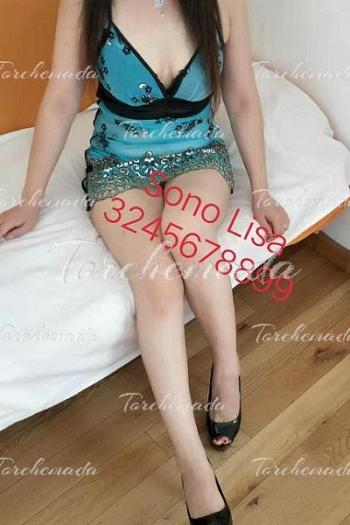 Lisa Escort Girl coreana Prato