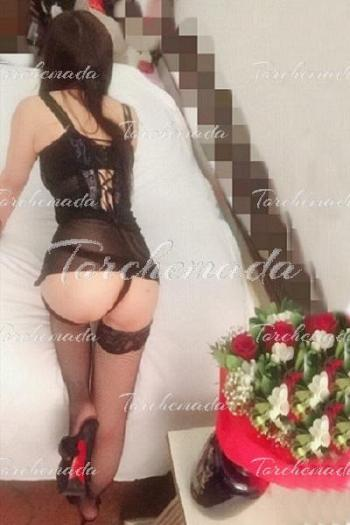 Monica Escort Girl orientale Firenze