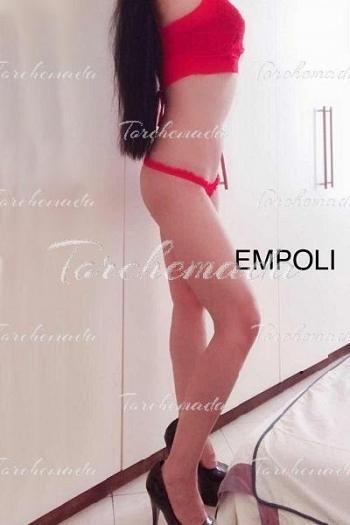 Calda e porcella Escort Girl seno piccolo Empoli