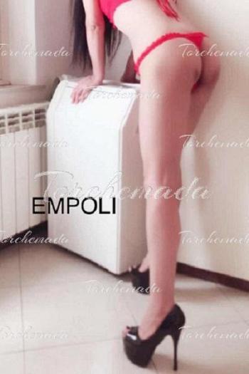 Calda e porcella Escort Girl foto reali Empoli